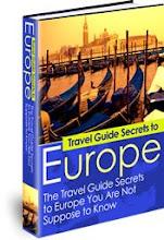 UNIQUE TRAVEL GUIDE SECRETS TO EUROPE