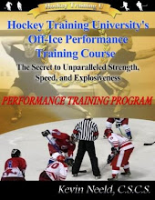 OFF-ICE PERFORMANCE TRAINING COURSE