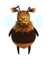 [bee+animated]