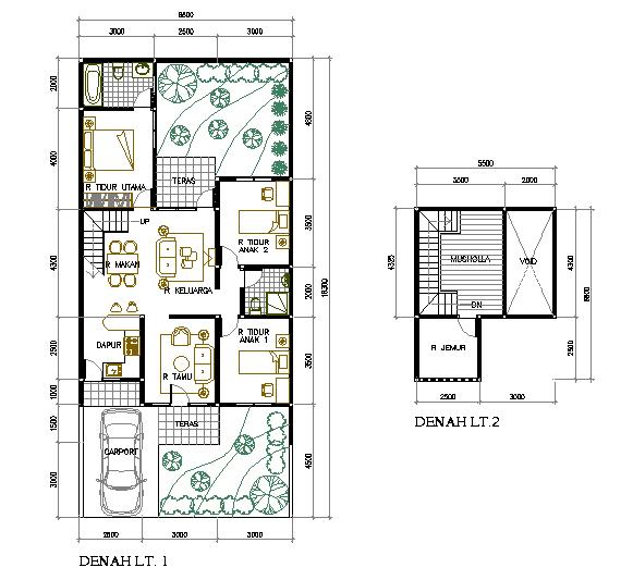 Aneka ide Desain Rumah Klasik Modern 1 Lantai 2015 yang elegan