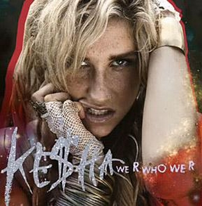 kesha we are who we are single cover. kesha cannibal we r who we r.