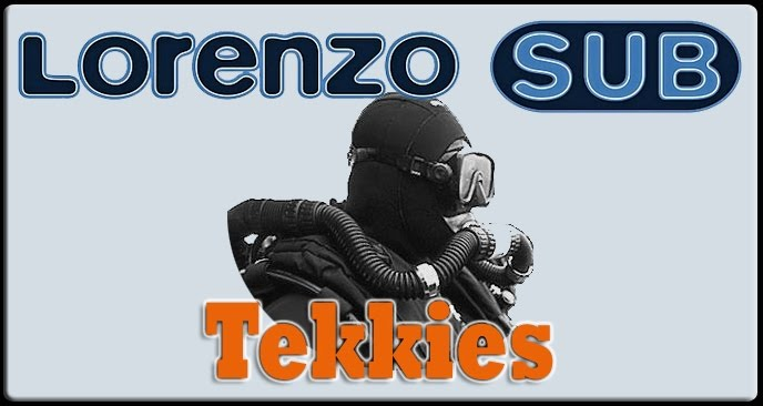 Lorenzo Sub Tekkies...the dark side of the Gigion!!!