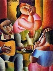 Emiliano Di Cavalcanti (1897-1976) / Brasil