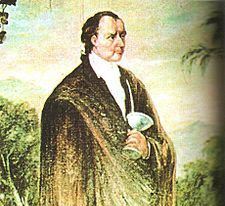 J.Gaspar Rodríguez de Francia / Paraguay