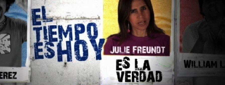 EL TIEMPO ES HOY