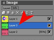 Acessório Layer do editor pixelformer