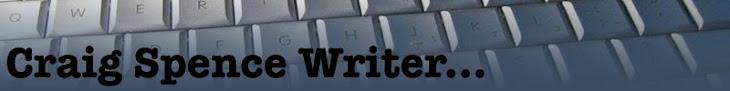 Craig Spence Writer
