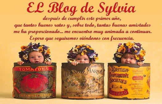 Patchwork El blog de Sylvia