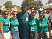 Mr. Otunba OIusegun our last sponsors and host to Abuja: NTDC