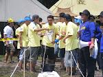 kebersamaan Indosat gladiator