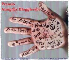 Premio Amig@s Bloggler@s