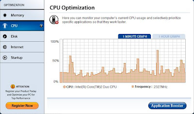 SpeedUpMyPC - CPU Optimization & Application Booster