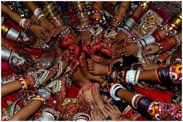 Gujarati People http://gujarativichar.blogspot.com/2010/10/emergence-of-garba-in-gujarat.html