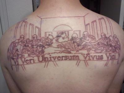 zombie tattoo. Zombie Jesus Tattoo
