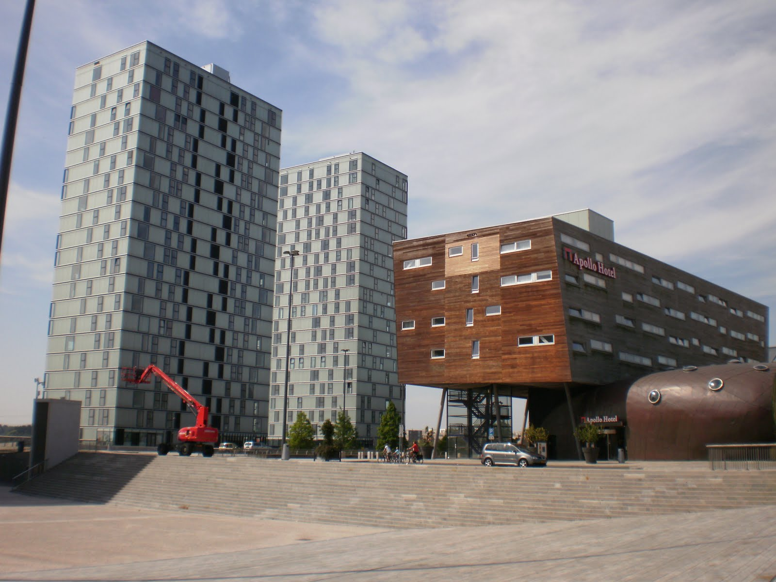 Mosarq arquitectura holandesa 1 almere for Arquitectura holandesa