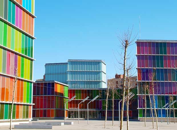 Conocidas Son Las Obras De Este Estudio De Arquitectura Compuesto Por Los  Arquitectos Mansilla Y Tuñon, Como Podéis Ver En El Inicio De Este Post.