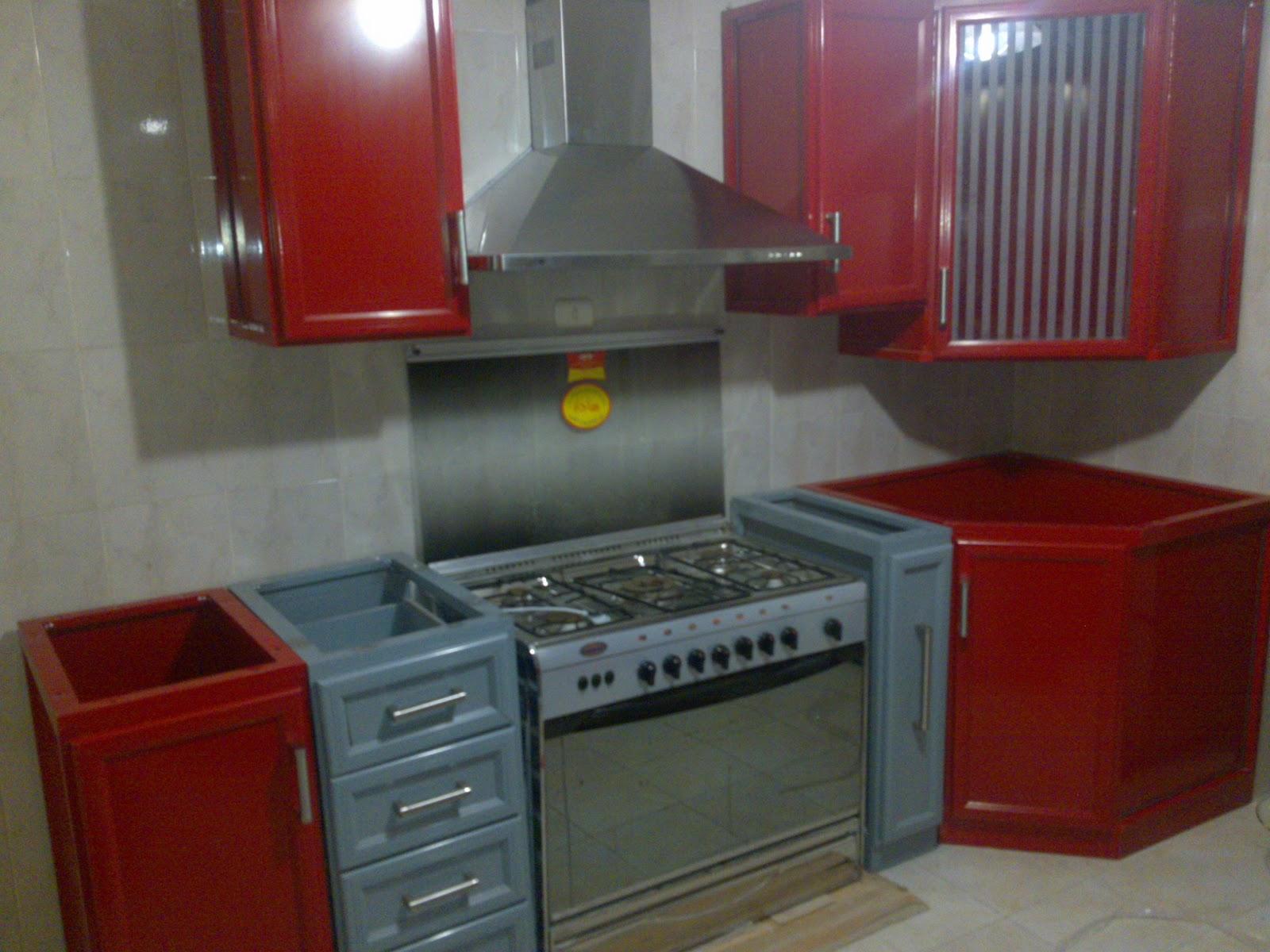 المطابخ الالومنيوم: المطبخ الالومنيوم المعدنى من الفتح للالومنيوم