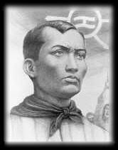 "pag ibig sa tinubuang lupa andress bonifacio Phl embassy in athens commemorates 150th  the 150 th birth anniversary of andres bonifacio on  well known poem"" pag-ibig sa tinubuang lupa."