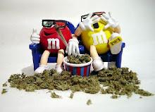 M & M guys...HIGH!!
