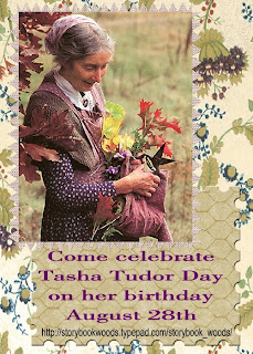 Tasha Tudor Rememberance Day