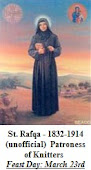 St. Rafqa of Lebanon (1832-1914)