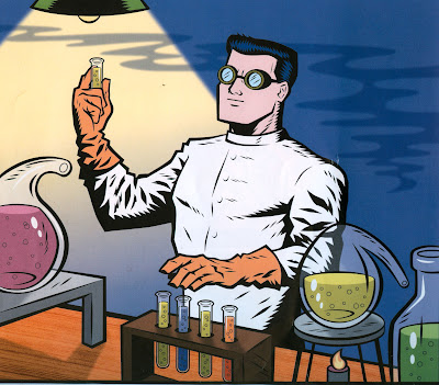 Batman Scientist