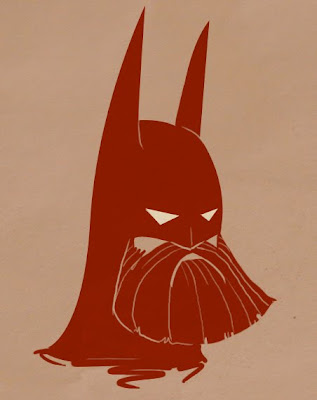 Bearded Batman