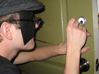 Batman Lockpicking