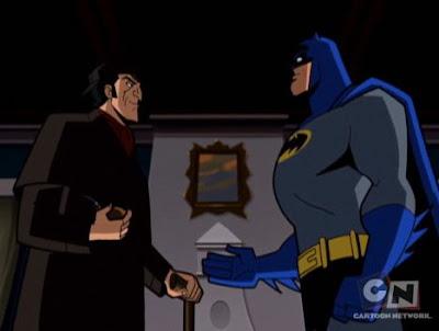 Batman Sherlock Fermi