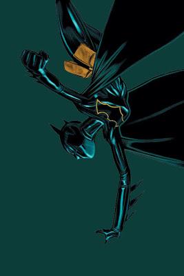 Batgirl Dive