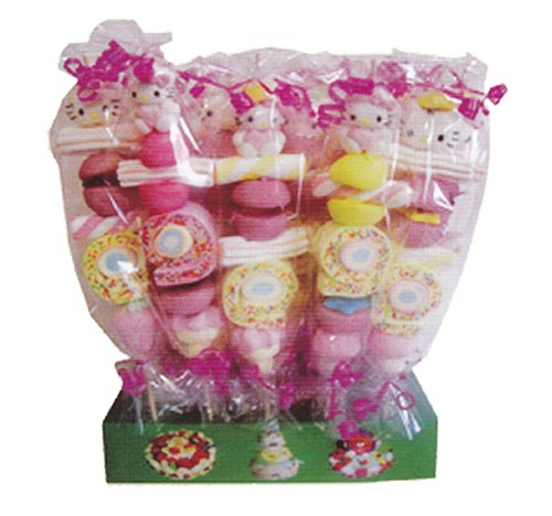 BROCHETAS DE HELLO KITTY