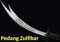 pedang zulfikar