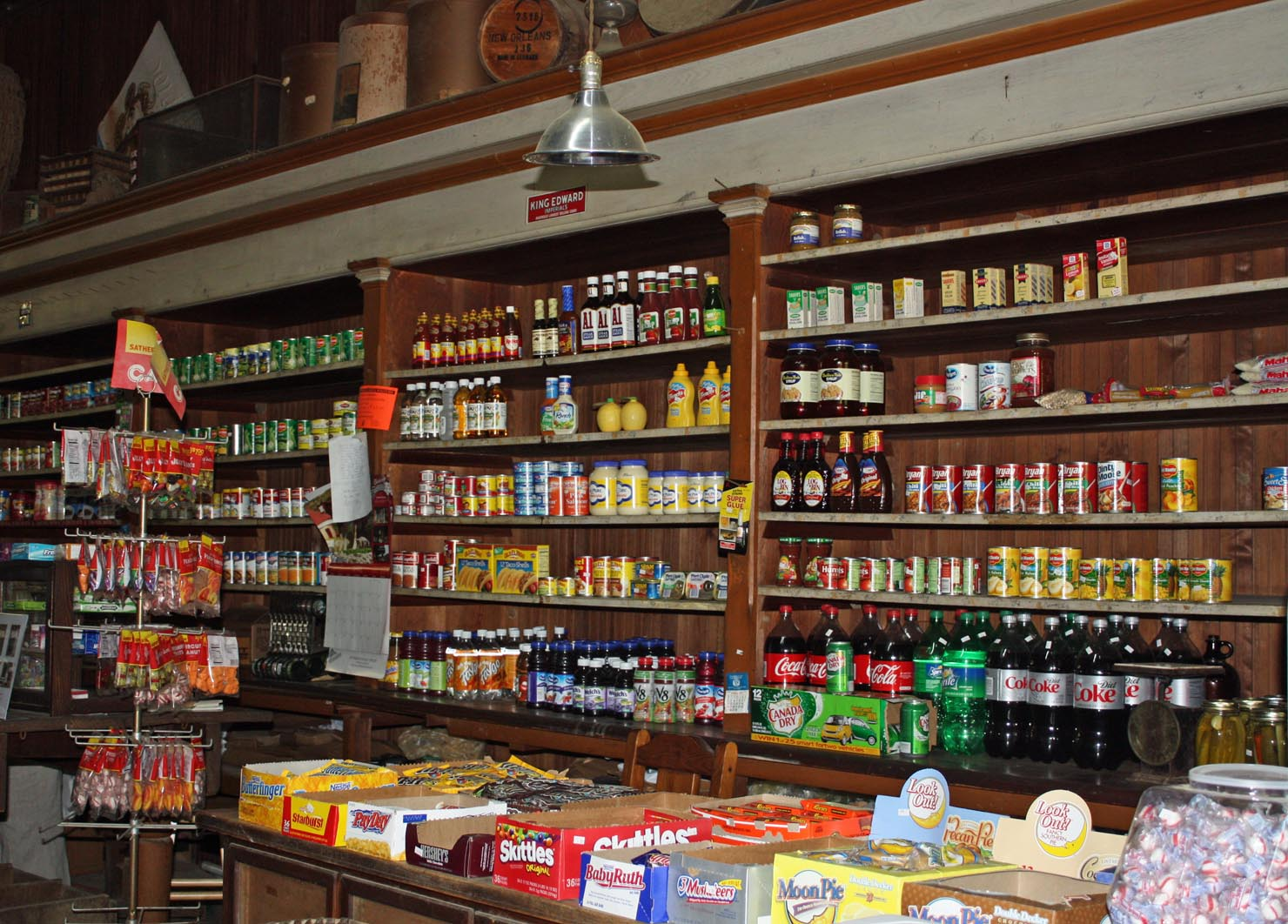 Grocery Stores Of The Past