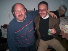 Pablo Galante y Roberto Genta