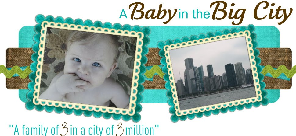 Baby in the Big City