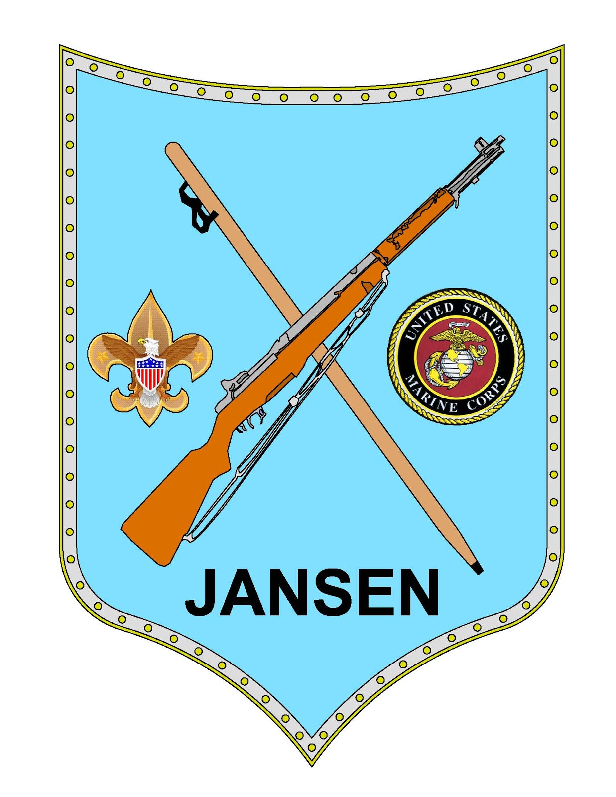 Jansen Coat of Arms