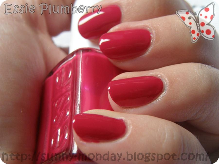 NOTD: Plumberry | Sunny Monday