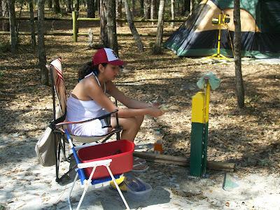 kelly park apopka florida camping 2010