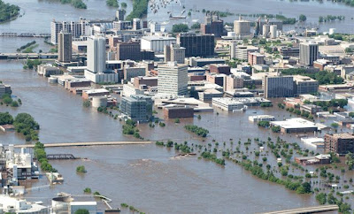 Iowa Flood Politics
