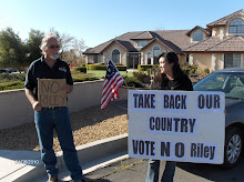 NO ON RILEY FOR 59TH ASSEMBLY