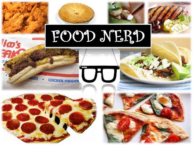 FOOD NERD