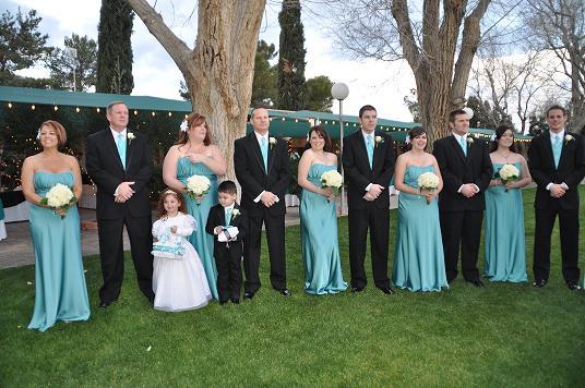 Vegas stars for Secret garden wedding las vegas