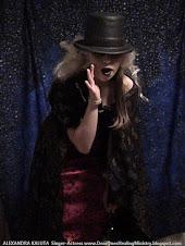 ALEXANDRA KALUTA Singer-Actor