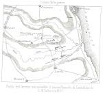 Schema dello scontro del 18 settembre