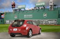 Boston Red Sox Volvo C30
