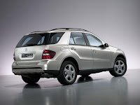 Mercedes Benze ML 450 Hybrid SUV