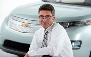 Chevy Volt with Andrew Farah, Chevy Volt chief engineer