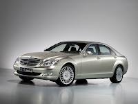 Mercedes hybrid S-Class