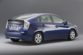 2010 Toyota Prius and it