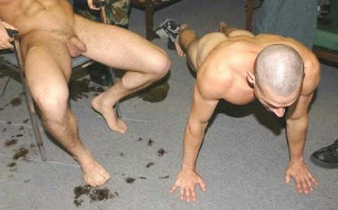 Guys-Naked-Together: Naked Pushups: g-n-t.blogspot.com/2010/12/naked-pushups.html